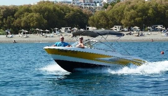 Charter A Bowrider In Rodos, Greece
