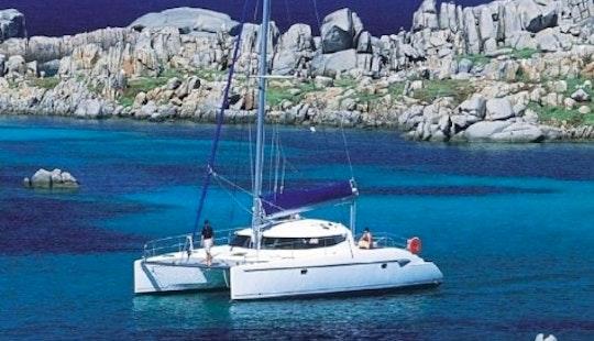 Charter A Cruising Catamaran In Rodos, Greece