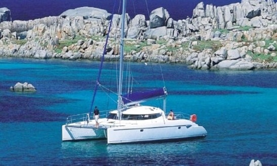 Charter A Cruising Catamaran In Rodos, Greece
