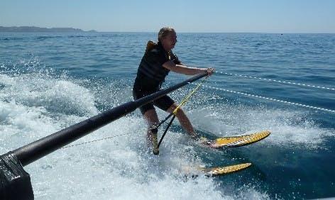 Enjoy Water Skiing in Rodos, Greece