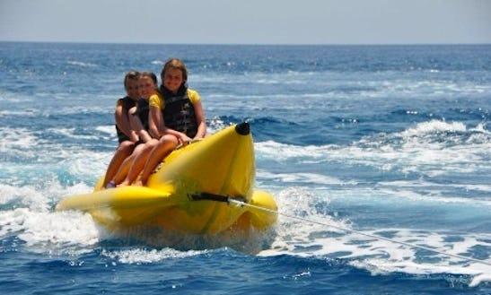 Enjoy Tubing In Rodos, Greece