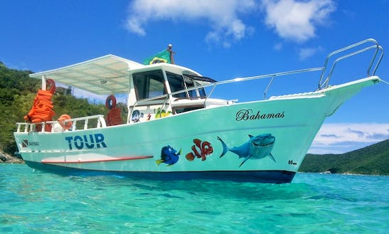 Extraordinary Party Boat Tour For 24 People In Arraial Do Cabo, Brazil!