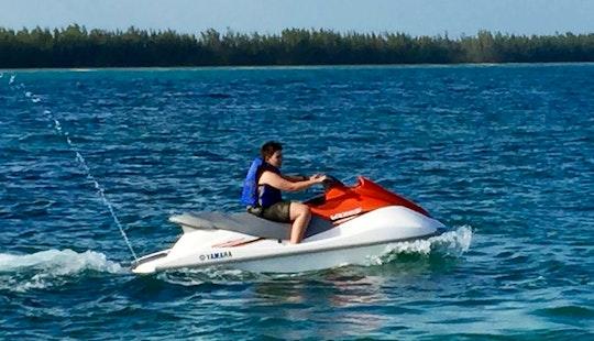Rent A Jet Ski In Freeport, Bahamas