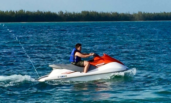 Rent A Jet Ski In Freeport, Bahamas