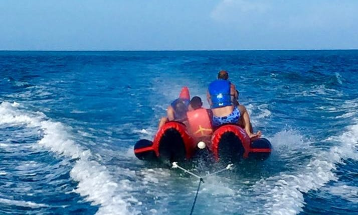 Enjoy Tubing in Freeport, Bahamas