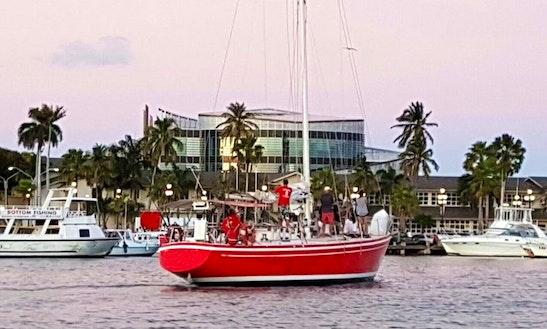 Swim, Snorkel, Cruise! Charter A Sailingboat In Oranjestad, Aruba