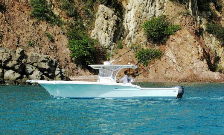 Fishing Charter in St Thomas  the British Virgin Islands