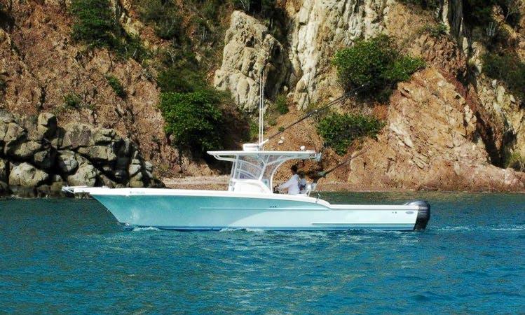Fishing Charter in St Thomas  the British Virgin Islands