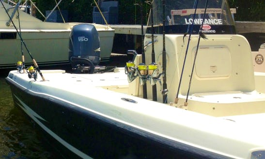 38' Center Console Fishing Boat In Carolina, Puerto Rico
