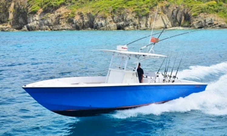 Fishing Charter in Charlotte Amalie