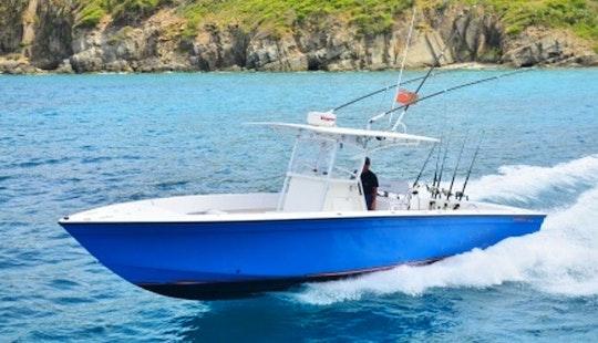 Fishing Charter In Charlotte Amalie