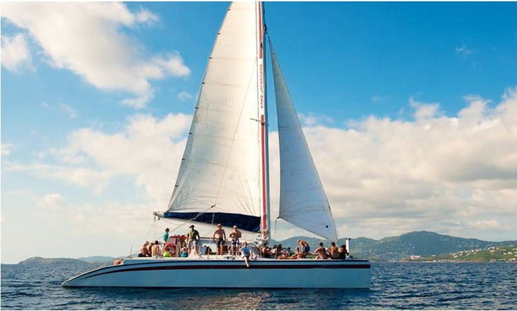 Sailing Charter in St Thomas
