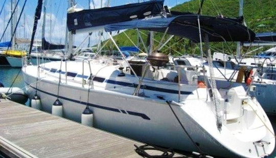 Bavaria 36 Cruising Monohull Charter In St Vincent