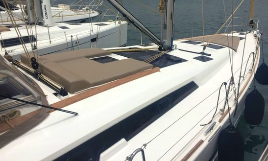 Charter 46'grand Large Dufour Cruising Monohull In Lavrion, Greece