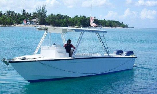 29ft Passenger Boat