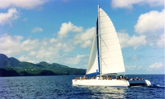 Tout Bagay Day Sailing Tour In St. Lucia