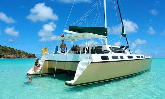 Cruising Catamaran Charter In Chaguramas, Trinidad & Tobago