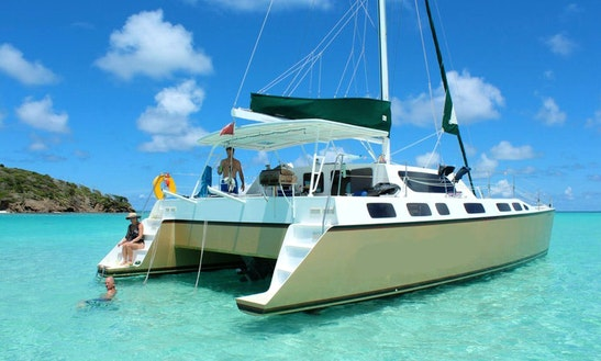 Cruising Catamaran Charter In Chaguramas