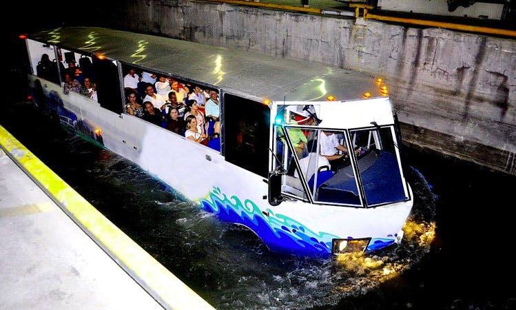 Aquabus Tours in Panama