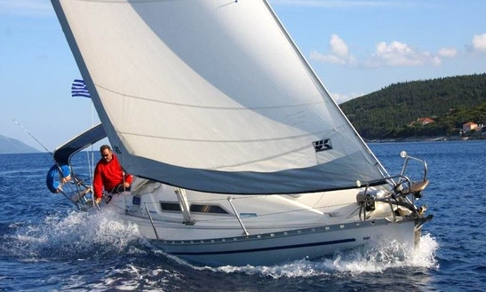 Charter A Cruising Monohull In Fiskardo, Greece