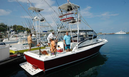 Fishing Charter On 33ft