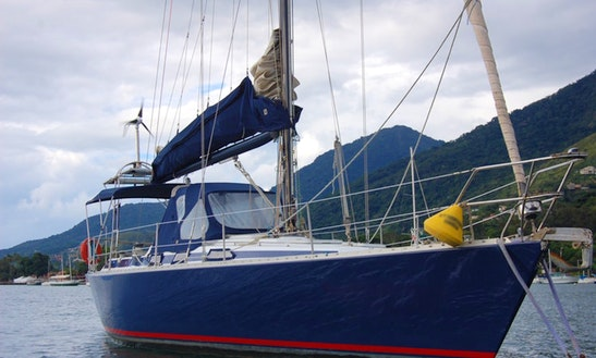 Sailboat For Day Charter In Ilhabela-sp, Brazil