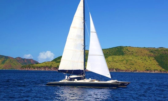 67' Eagle Sailing Charter In Basseterre