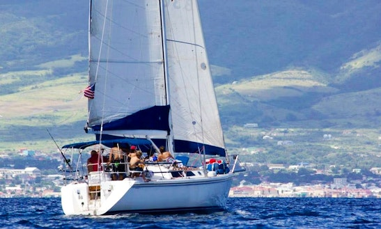 Sailing Lessons In St. Kitts And Nevis