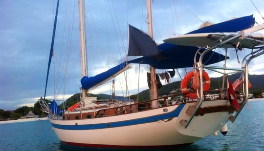 Fun-filled Day Sailing Trips For 6 People In Saint John, Antigua And Barbuda