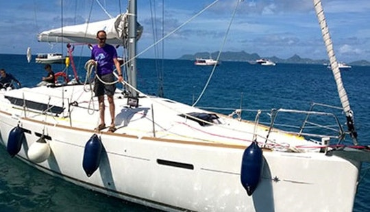 15 Days14 Nights Cruise To The Islands Of The Wind  - Antilles