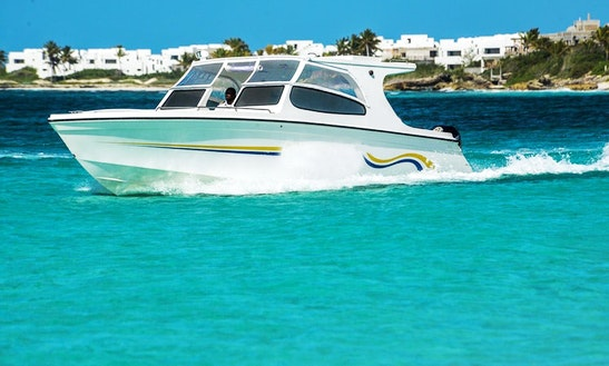 Powerboat Excursion Charters In Anguilla