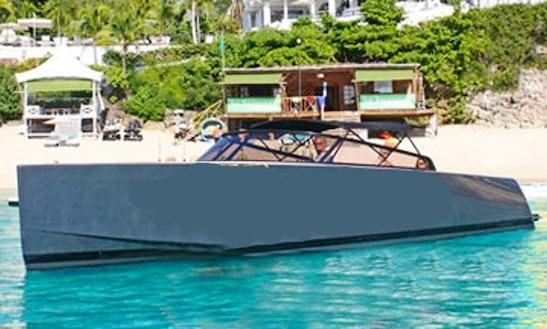Vandutch 40 Charter St. Maarten/ Anguilla/ St. Barths
