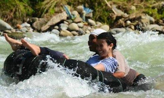 Rafting Day Trips In Bohorok River, Indonesia