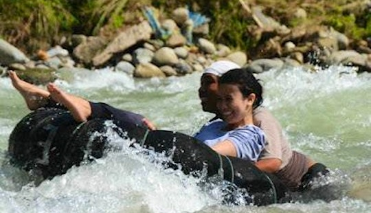 Rafting Day Trips In Bohorok River, Indonesia