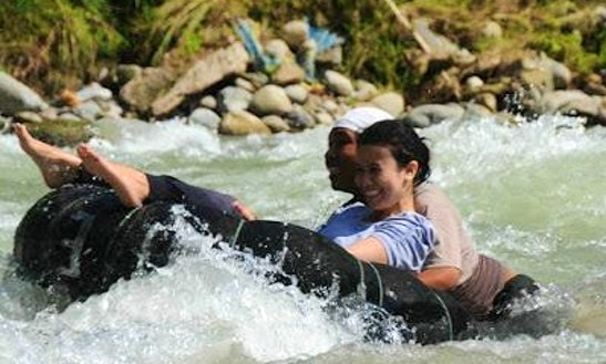 Rafting In Bohorok River
