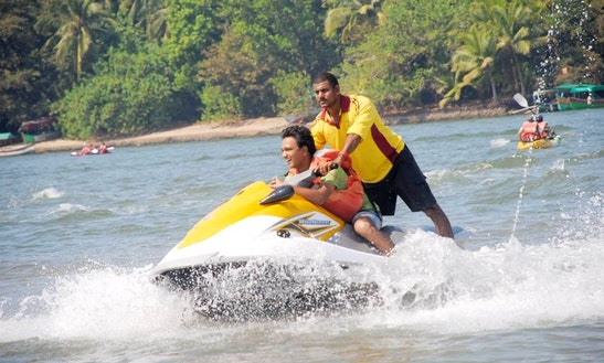 Explore Malvan, India By Jet Ski