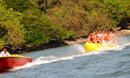 Enjoy Tubing In Malvan, India