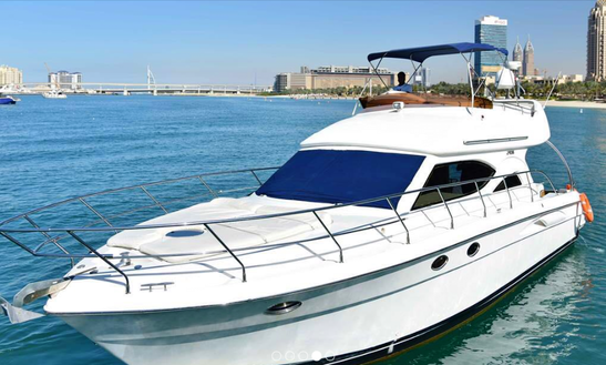 Charter 50ft Power Mega Yacht In Dubai, Uae