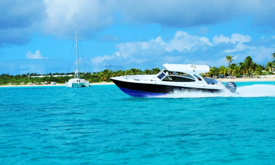 Charter A Bowrider In Blowing Point Village, Anguilla