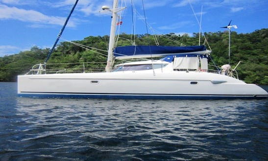 All Inclusive, Pay As You Go 40' Catamaran