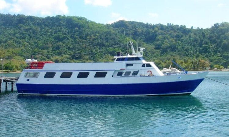 Prowler Luxury Cruise Charter in Trinida and Tobago