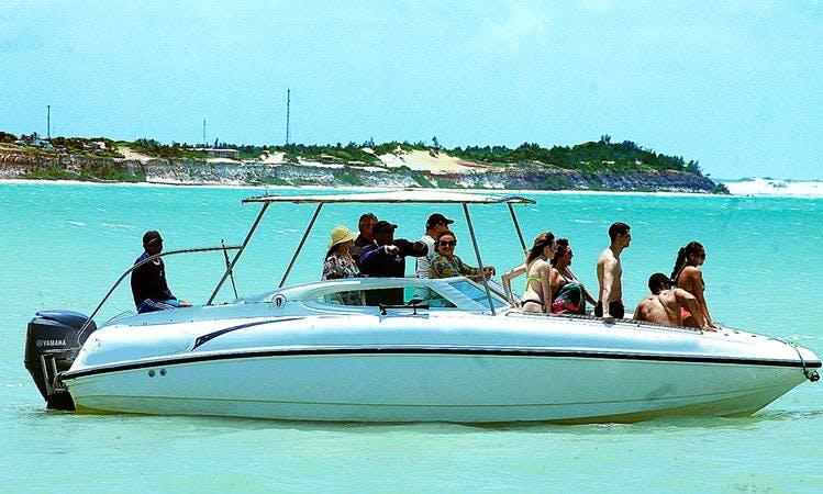 Lancha Poseidon - Praia da Pipa  RN