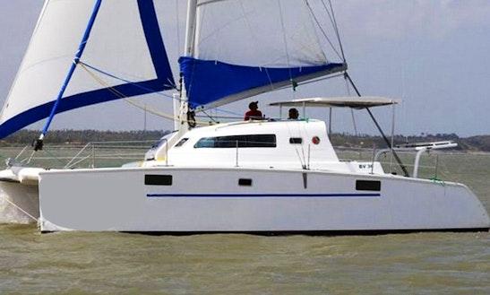Charter Catamaran 60´ In Salvador, Bahia