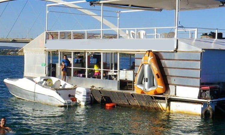 21' Speedboat Rental in Brazil