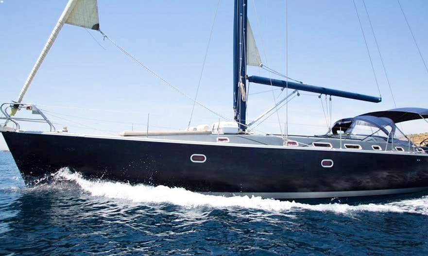 Charter 56' Aiolis Cruising Monohull in Tourlos, Greece