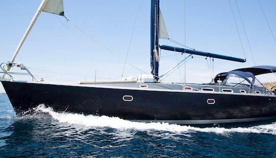 Charter 56' Aiolis Cruising Monohull In Tourlos, Greece