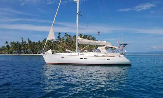 Sailing Charter On 41ft