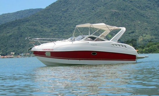 Charter 28' Lancelot Motor Yacht In Florianópolis, Brazil