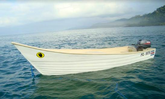 Enjoy Fishing In Provincia De Puntarenas, Costa Rica On Dinghy