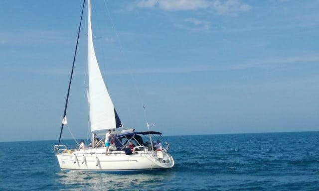 Cruising Monohull rental in Mangalia